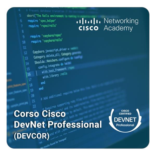 Cisco DevNet Professional