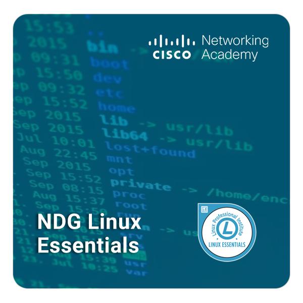 NDG Linux Essentials