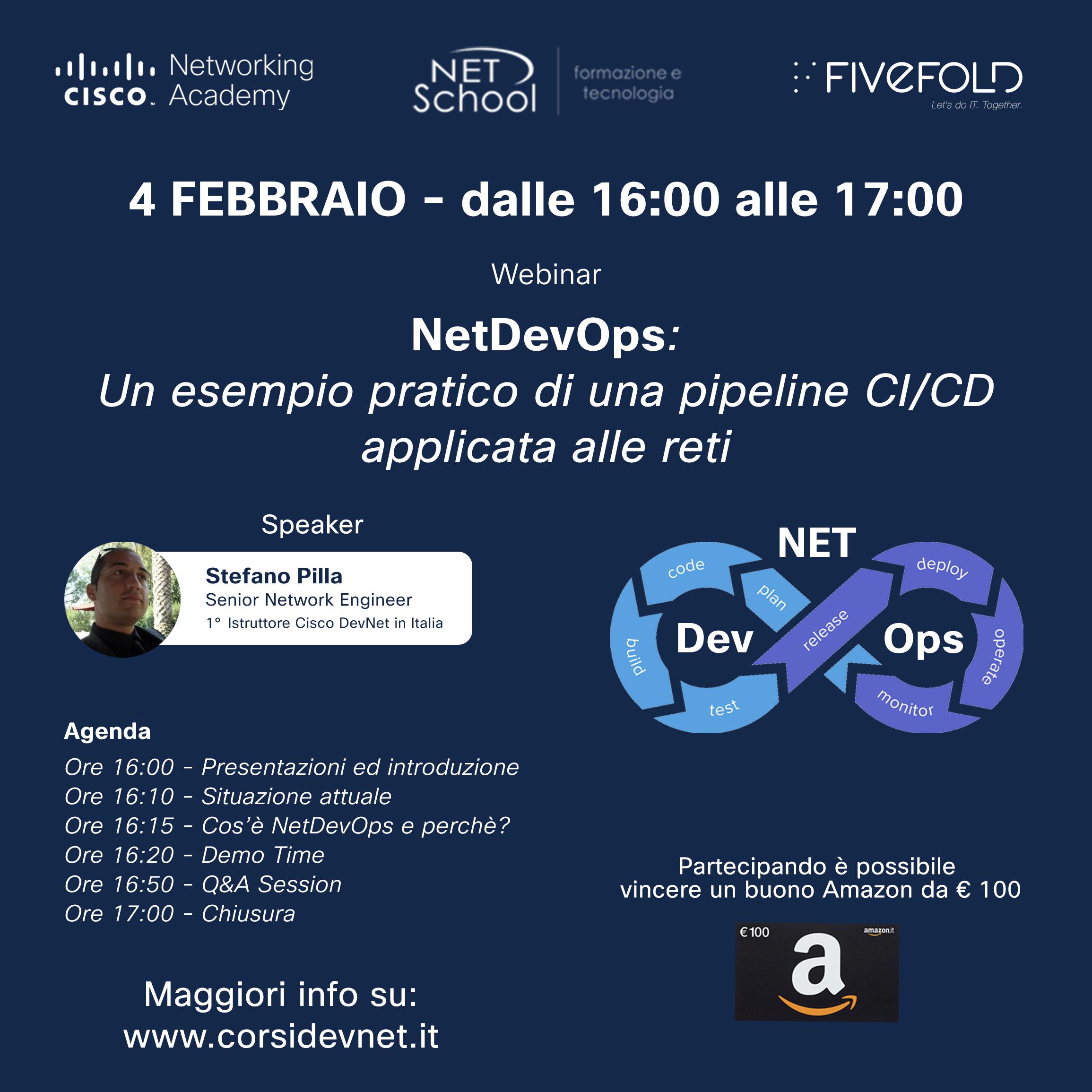 NetDevOps Webinar